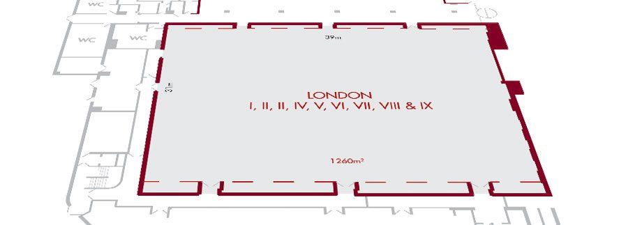Floorplans and Capacity