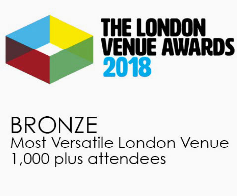 London Venue Awards 2018